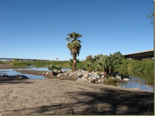 2010-01-24 - AZ, Yuma - Wetlands Park & Ocean to Ocean Bridge Hike-7
