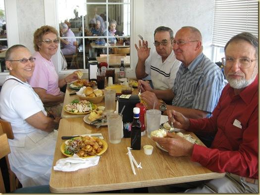 2010-04-04 - AZ, Yuma - Easter Sunday with Odom and Kutz (2)