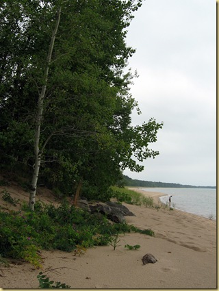 2009 - August - Lake Superior Beach Slideshow-9