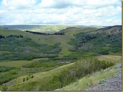 2010-07-23 -4- MT, Highways 89 and 49 along Glacier National Park 1016