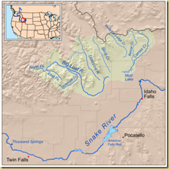 Lost Rivers of Idaho