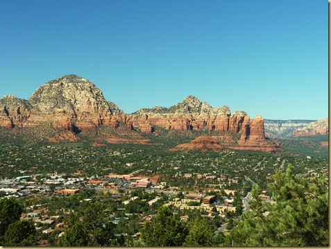 2010-09-23 - AZ, Sedona -4- Airport Overlook - 1004