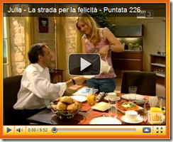 """Julia - La strada per la felicità"": puntata n°226"