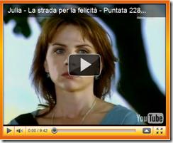 """Julia - La strada per la felicità"": puntata n°228"