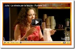 """Julia - La strada per la felicità"": puntata n° 232"