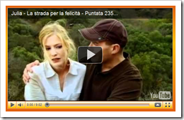 """Julia - La strada per la felicità"": puntata n°235"