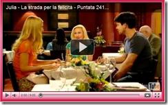 """Julia - La strada per la felicità"": puntata n°241"