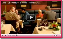 """Julia - La strada per la felicità"": puntata n°242"