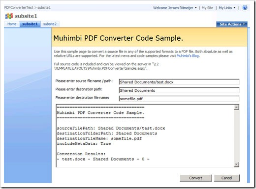 PDFConverterSample