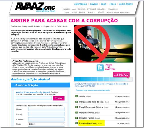 avaaz_ficha limpa_Rubinho1