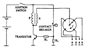 electronic ignition (automobile) Electronic Ignition Installation t a c ignition system