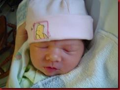 Hannah in hospital 2
