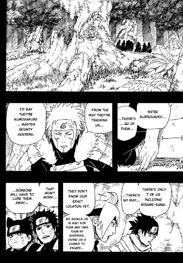 Read Naruto 481 Online | 04 - Press F5 to reload this image