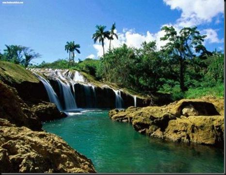 ELTALLERDELABRUJAMAR_El Nicho Falls, Cuba