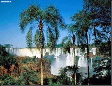 ELTALLERDELABRUJAMAR_Iguassu Falls, Argentina