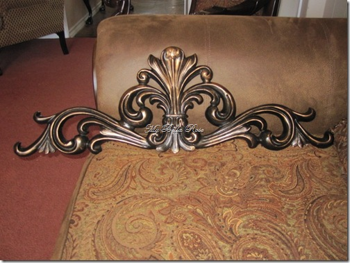 Oil Rubbed Bronze transformation