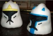 Clone Wars Cupcakes