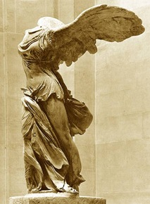 Winged victory