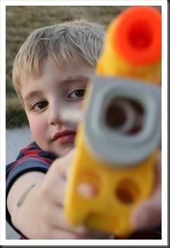 Isaac shoots me [640x480]