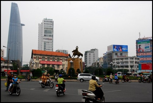 Saigon Street View