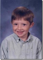 Spencer - 6 years 1st Grade
