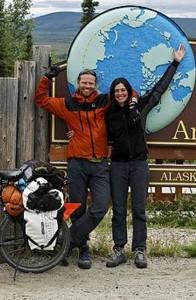Ivana en Alaska