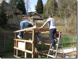 chicken coop day one 11