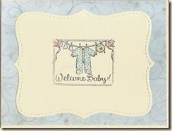 clothesline baby
