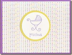 purple dot baby