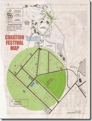 Creation map