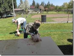 butchering 13