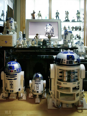star wars workspace 582x776 Lo último en decoración al estilo Star Wars