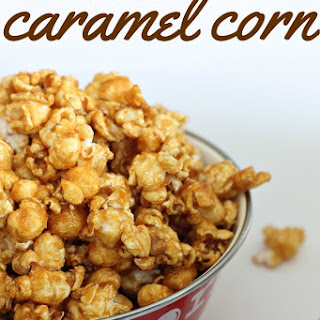 Microwave Candied Popcorn Recipes