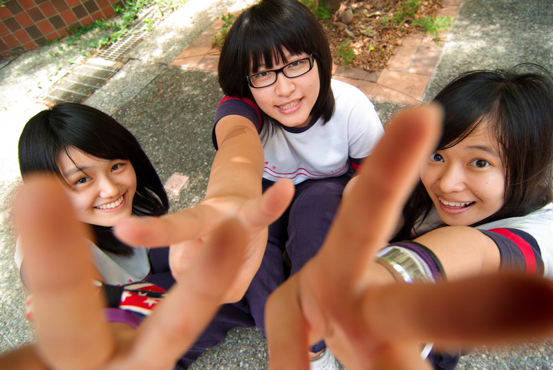 內壢高中藝術季-定像攝影社人像攝影服務