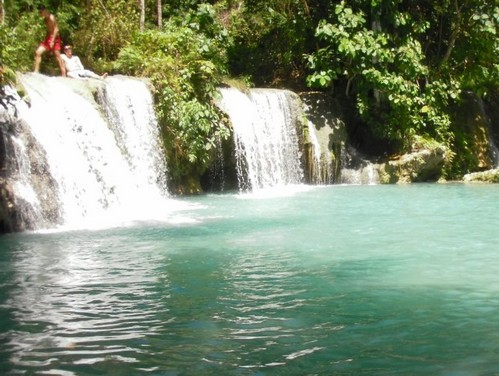 Post image for Cambugahay Falls of Siquijor