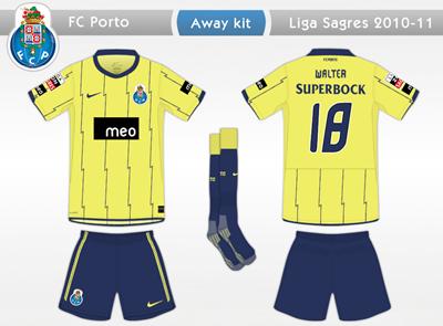 Porto 2010-11 A