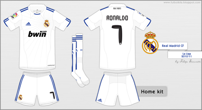 Real Madrid H 2010-11