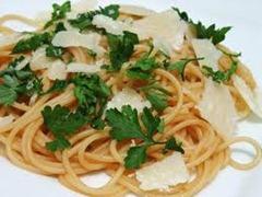 Spaghetti with Marmite