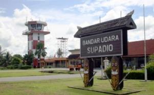 Bandara Supadio, Pontianak