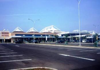 Bandara Sultan Mahmud Badaruddin II Palembang Sumatera Selatan