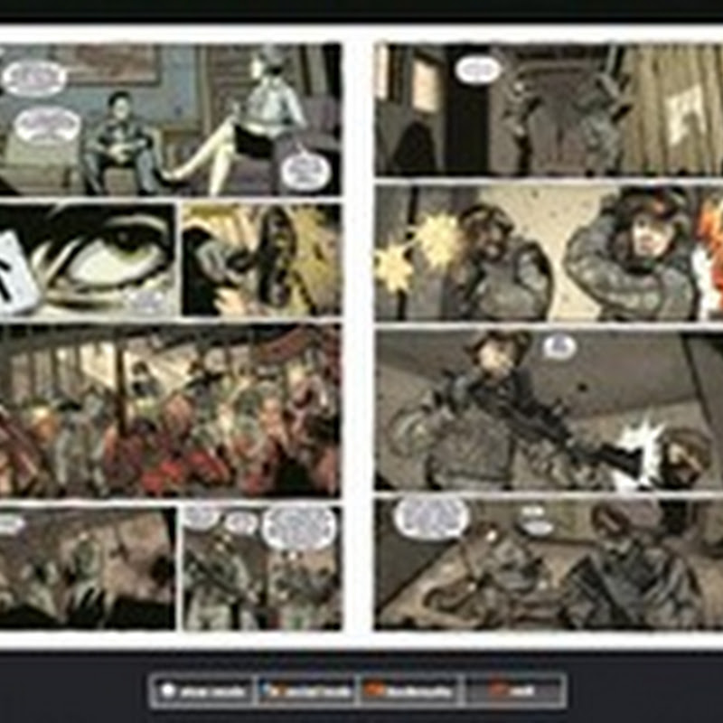 Graphic.ly, para leer comics de forma distinta