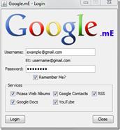 google_melogin