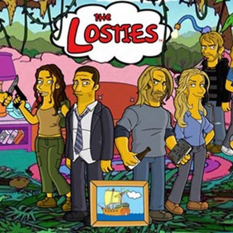 Lost versión Simpson