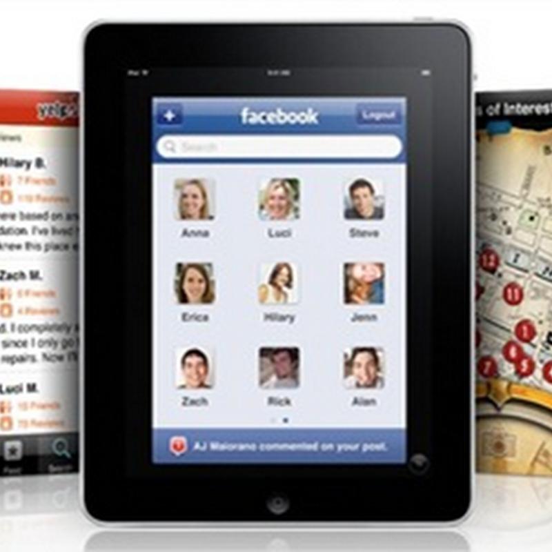 Noticia de la semana: El iPad ya está aquí