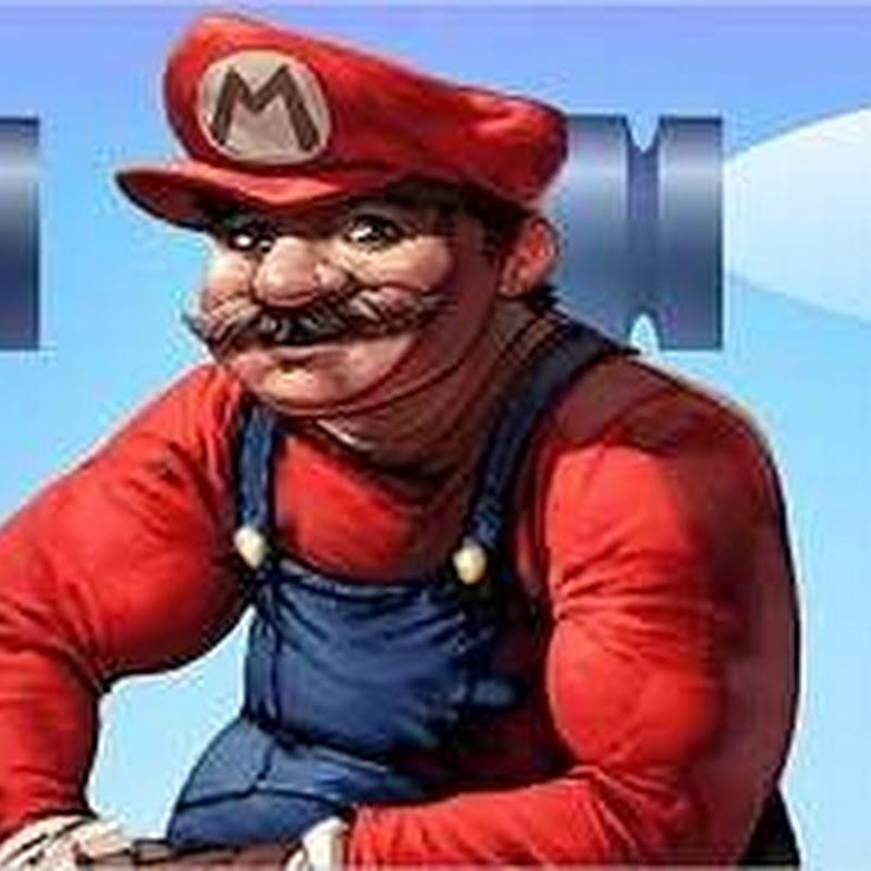 20 ilustraciones inspiradas en Mario Bros