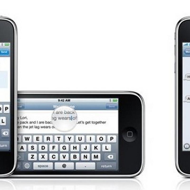 WWDC: iPhone OS 3.0