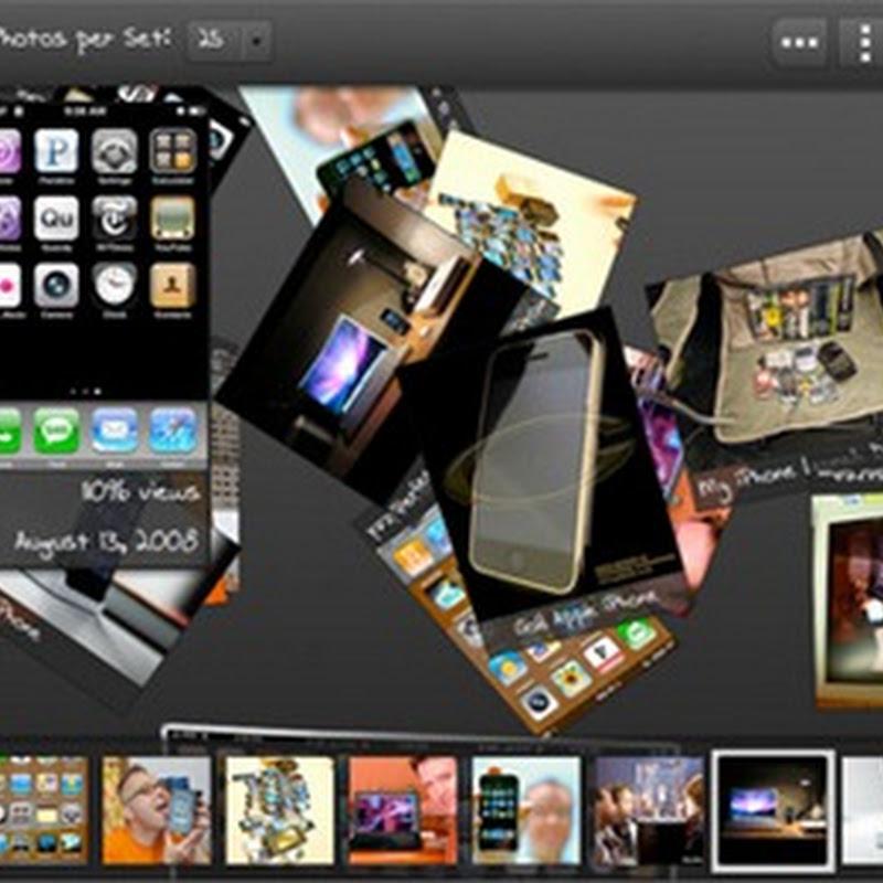 Tus fotos de Flickr en 3D