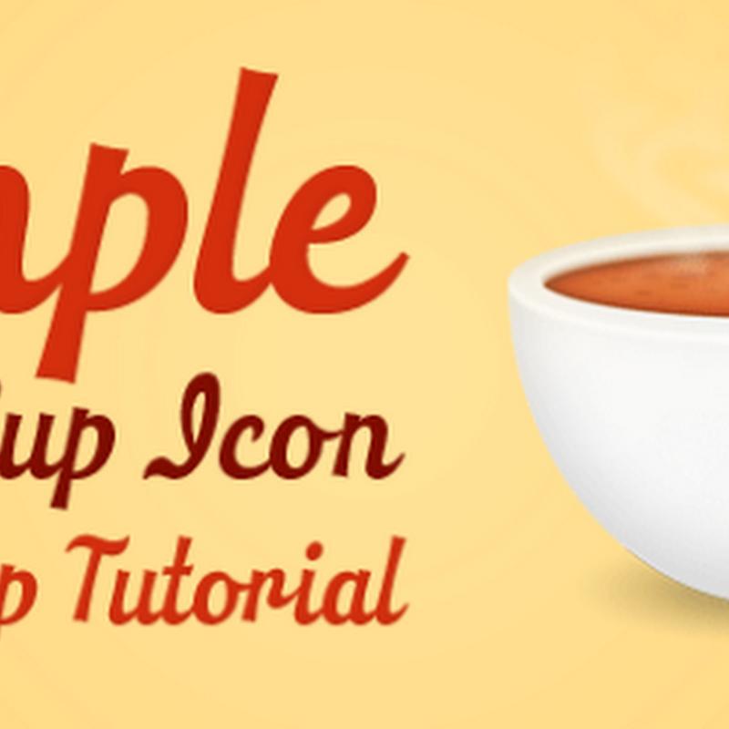 Crea una taza de café en Photoshop
