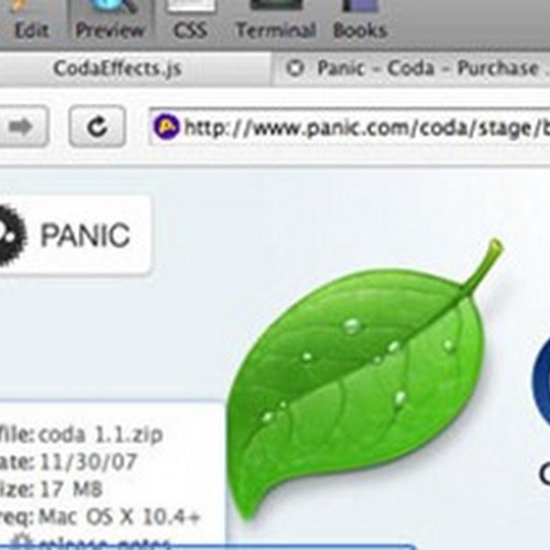 10 aplicaciones para web designers en Mac