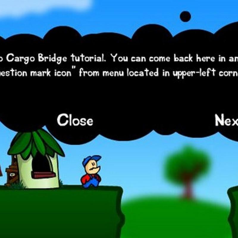 Juego del día: Cargo Bridge